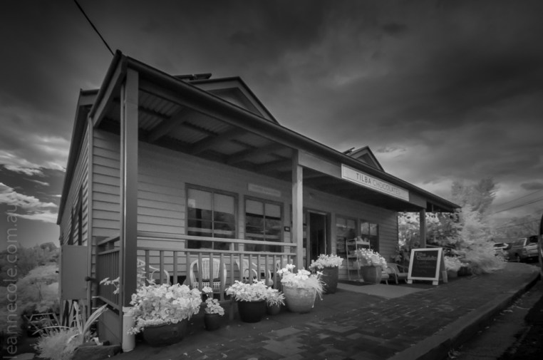 central-tilba-town-infrared-monochrome-25849