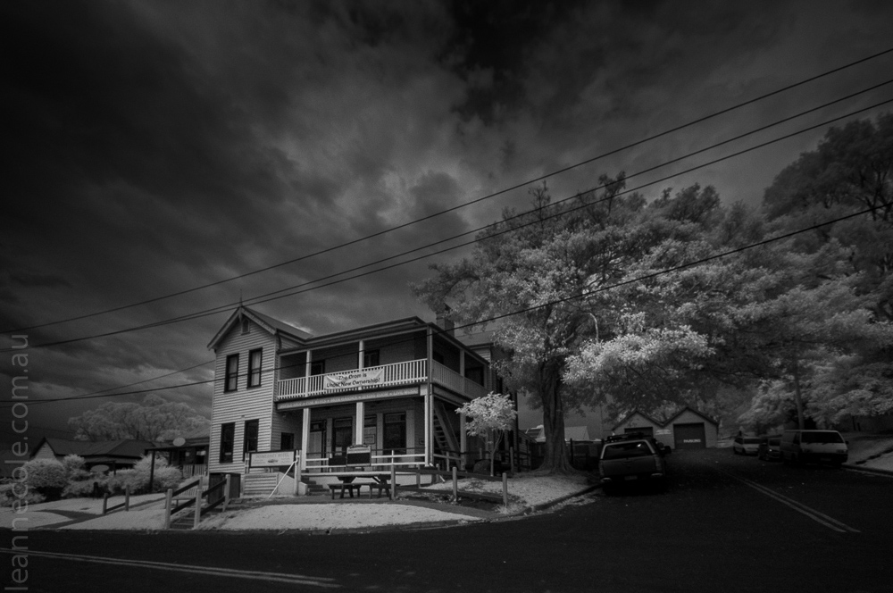 central-tilba-town-infrared-monochrome-25852