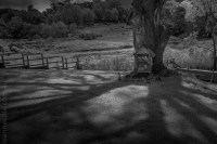 central-tilba-town-infrared-monochrome-25915