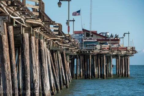 Reposting USA Wanderings: Santa Cruz to Monterey