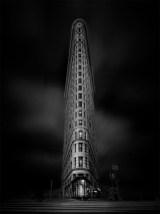 Monochrome Wednesday - Flatiron in New York