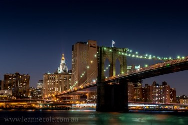 Silent Sunday - Brooklyn Bridge