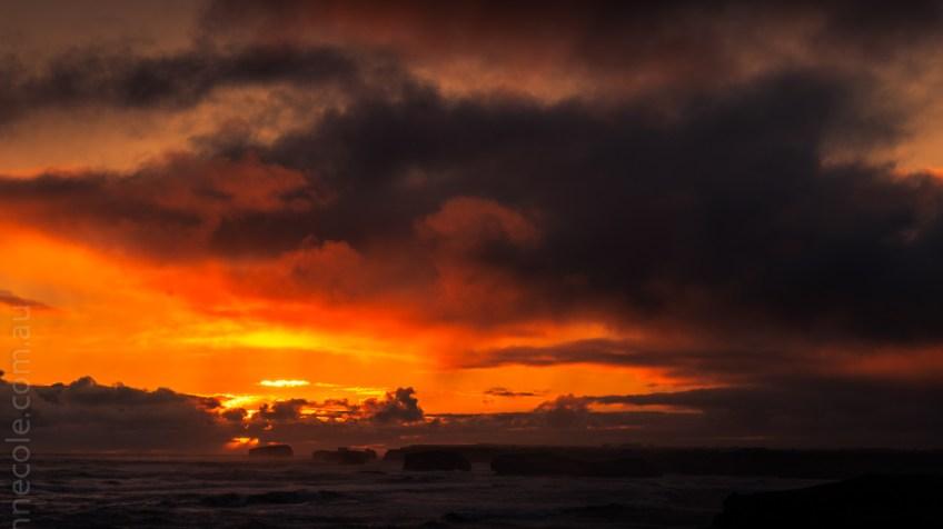 Silent Sunday - The Sun Sets
