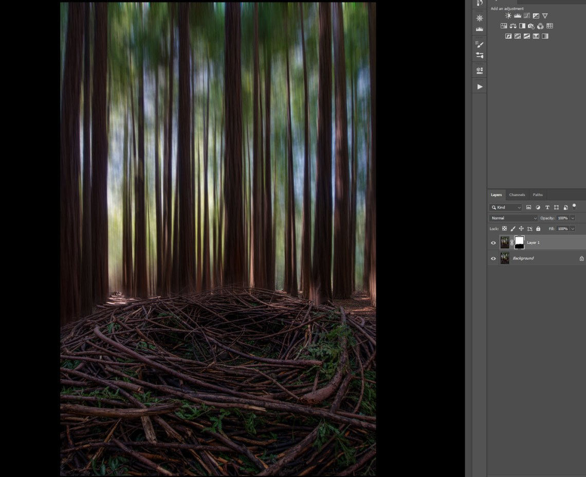 Tutorial - Sending trees skyward