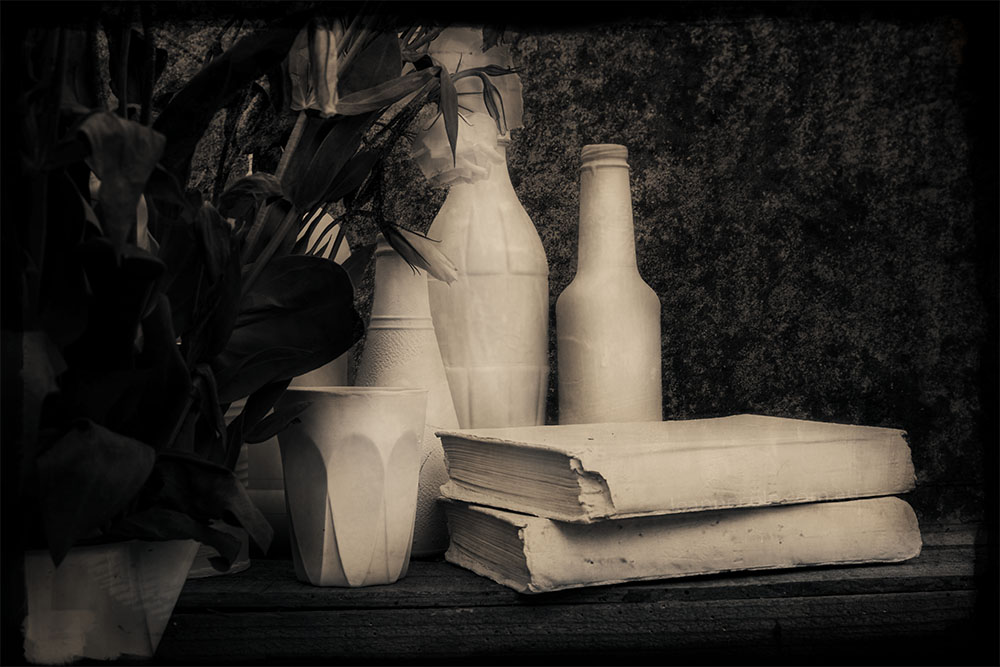 Monochrome Madness - Still Life