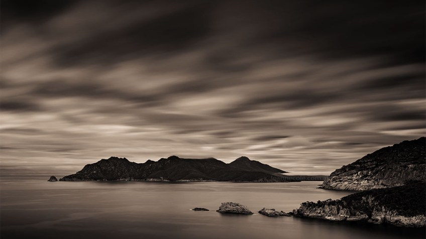 Monochrome Madness - Back to Tasmania