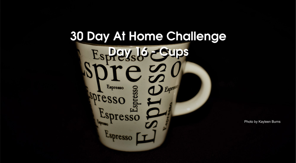 Day 16 – 30 Day at Home Challenge