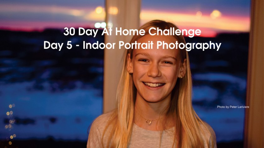 Day 5 – 30 Day at Home Challenge