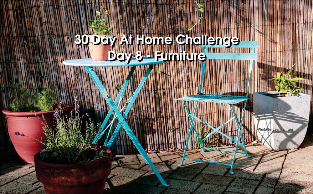 Day 8 – 30 Day at Home Challenge