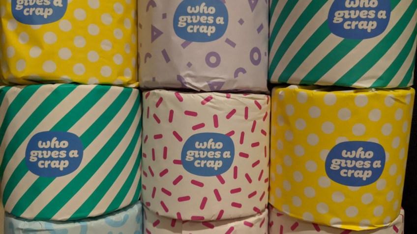 Let's talk about toilet paper