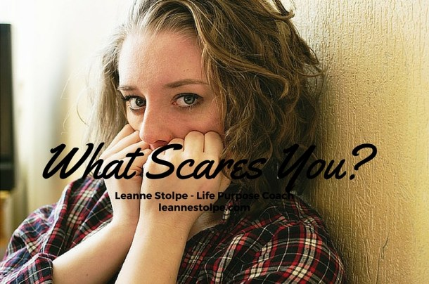 What Scares You_