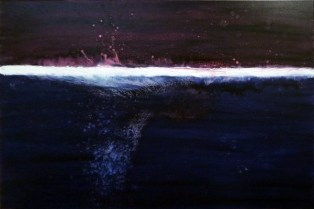 FROM THE PULSATING DEPTHS 40X60 2010