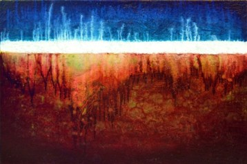 LUMINOUS GROUND 24X36 2012