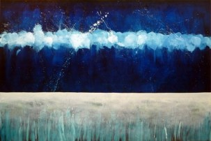 LUMINOUS TRANQUILITY 48X72 2012
