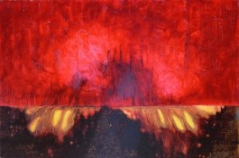 PULSATING LUMINOSITY 2012-- 24x36