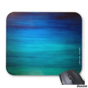 Healing Colors Mousepad - Teal