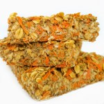 High Protein Baked Vegan Carrot Cake Oats