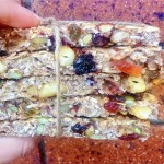 Healthy Muesli Bar Recipe