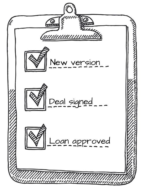 Business Plan Milestones