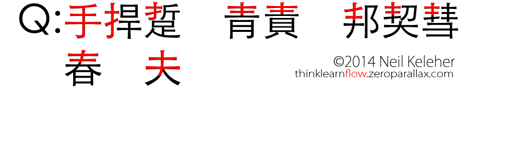 Read Traditional Chinese Character Dictionary   Leanpub