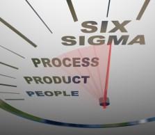 Six Sigma - Speedometer Speeding to Certification