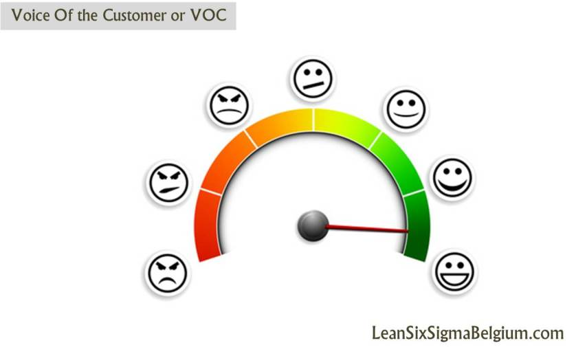 Voice of the Customer or VOC