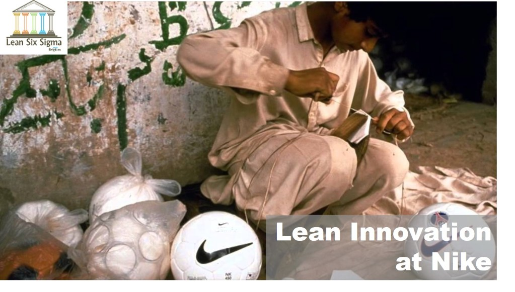 Lean Innovation at Nike