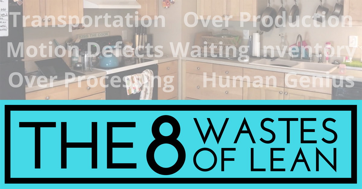 The 8 Wastes of Lean Manufacturing Course