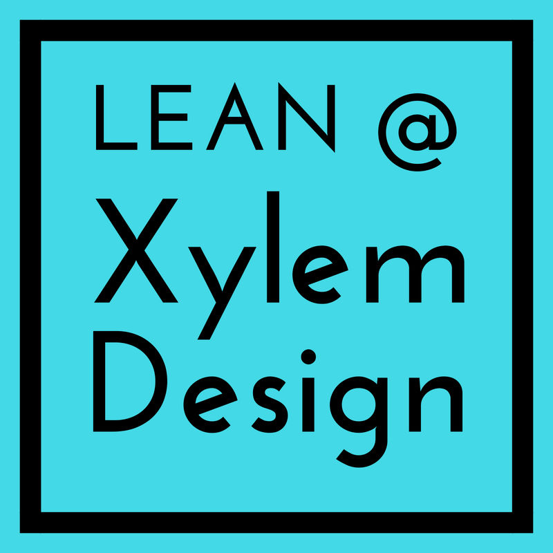 Lean at Xylem Design