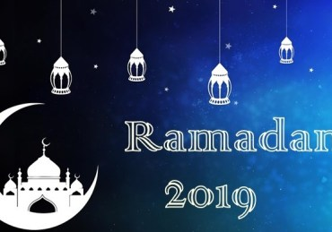 Ramadan 2019 Time Table