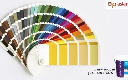 Katalog Warna Cat Rumah dari Asian Paints