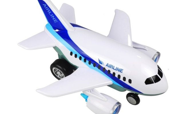 Boeing 787 Airplane Huge Realistic Aircraft Toy For