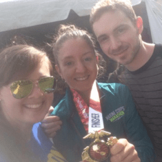 Britni | Connecticut, USA | 10km to Marathon