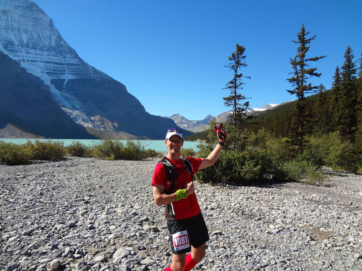 LEAP-Coaching Trail and Ultra Runner Harold Hagen from Calgary Canada