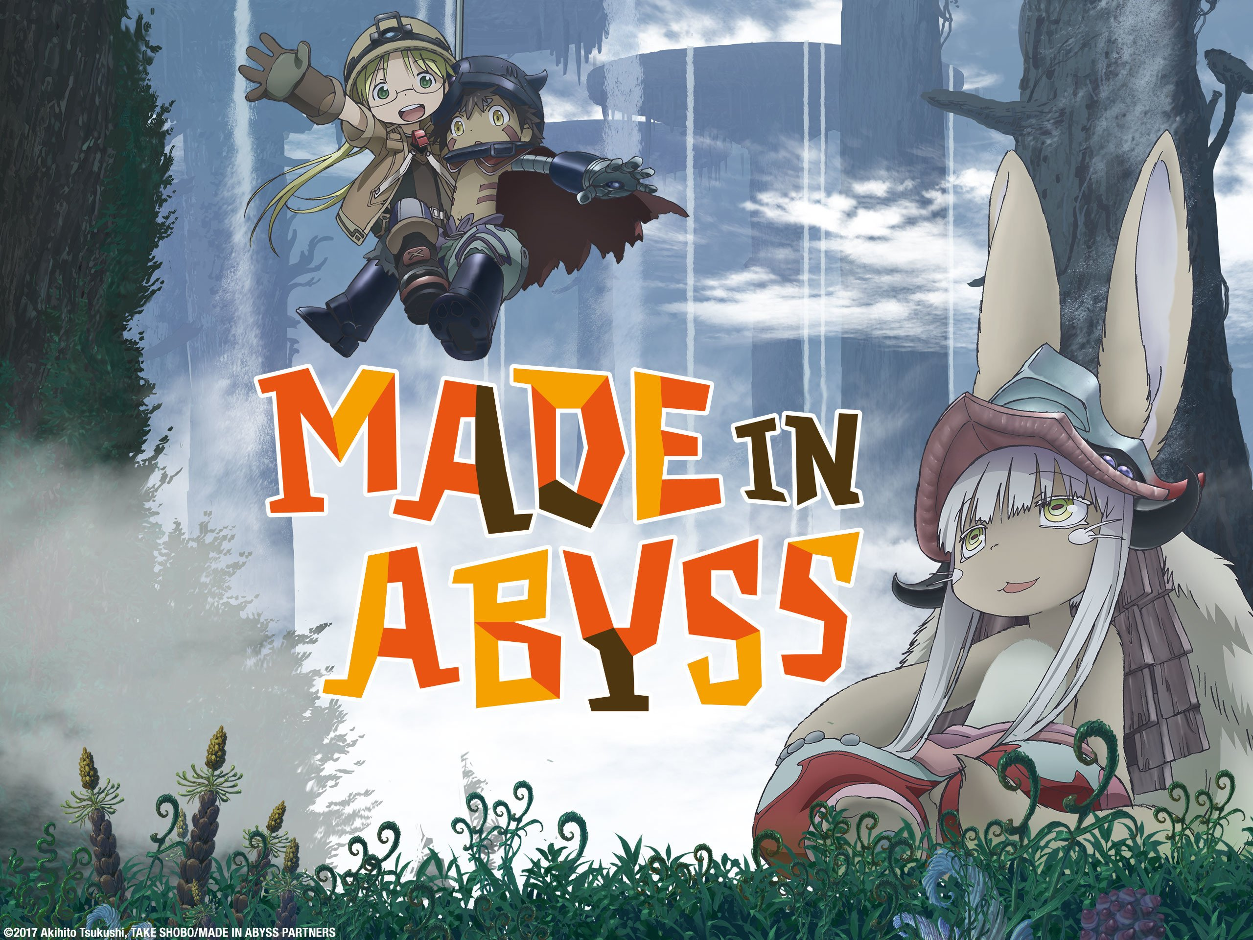 Why Is My Wallpaper Falling Off Longing For The Abyss Ramblings On Made In Abyss And Why
