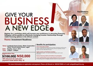 Investment Readiness Workshop