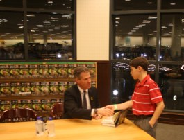 Ryan with Senator Scott Brown