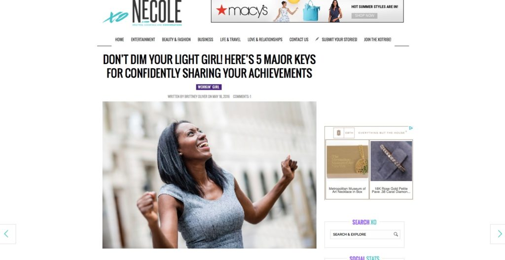 Image result for xonecole website