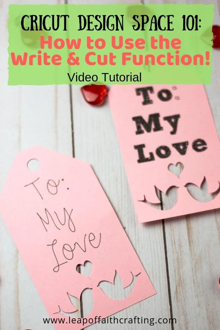 Cricut Writing : cricut, writing, Cricut, Design, Space, Help:, Write, Step!, Faith, Crafting