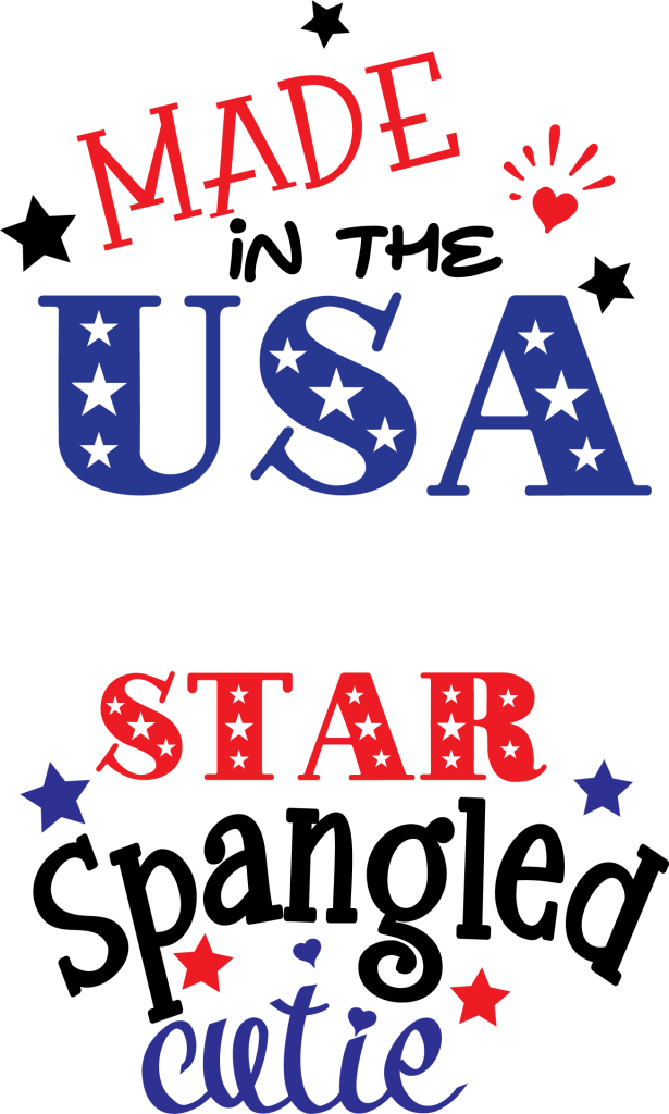 4th Of July Svg Free : Outfit:, Onesies, Files!, Faith, Crafting