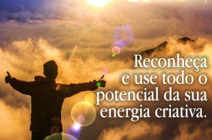 potencial da sua energia criativa