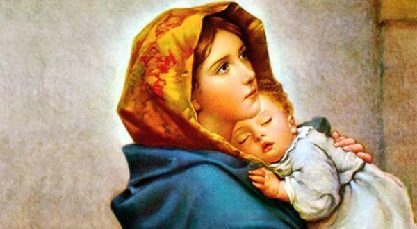 Neste Dia das Mães, lembremos de Nossa Santa Mãe Maria