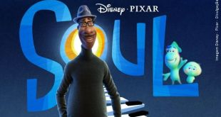 Cartaz do filme da Disney - Pixar soul