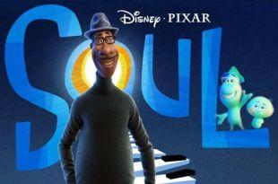 Cartaz do filme da Disney - Pixar soul