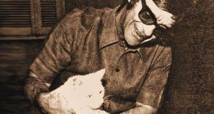 Quando Chico Xavier salvou o gato selvagem