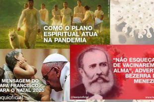 colagem fotográfica comas imagens de posts Retrospectiva LêAqui 4º trimestre 2020