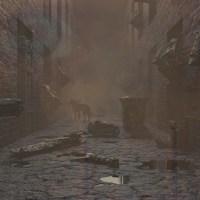 O que nós vemos e o que os espíritos veem numa cidade