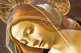 oração Mãe Santíssima contra epidemias