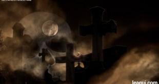 Chico Xavier e o homem do cemitério