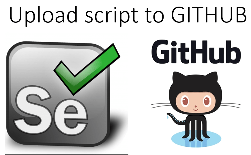 Github Integration Eclipse with Selenium